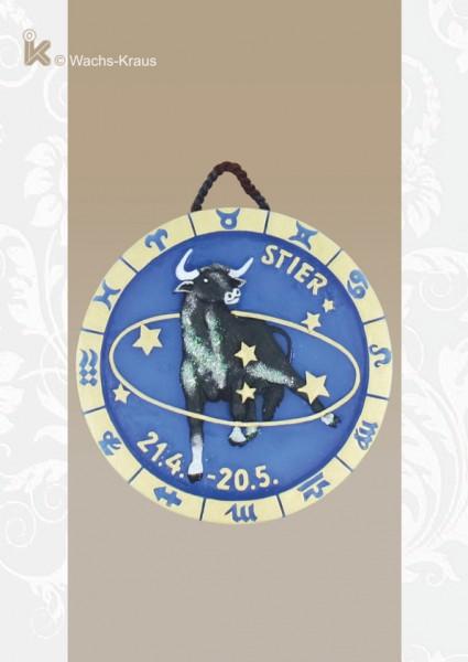 Sternzeichen Stier Relief