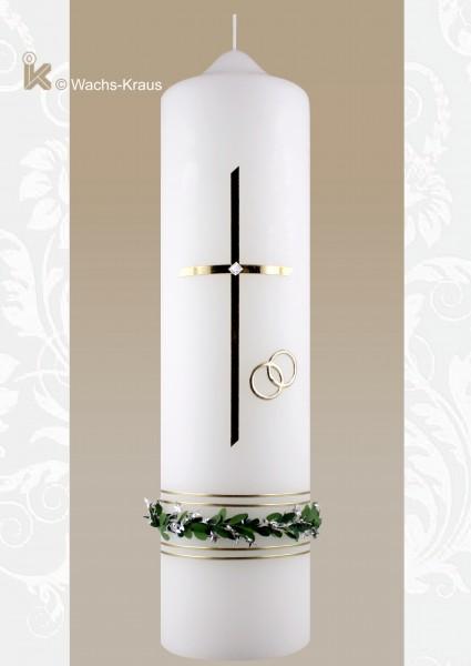 preiswerte Hochzeitskerze , Kreuz