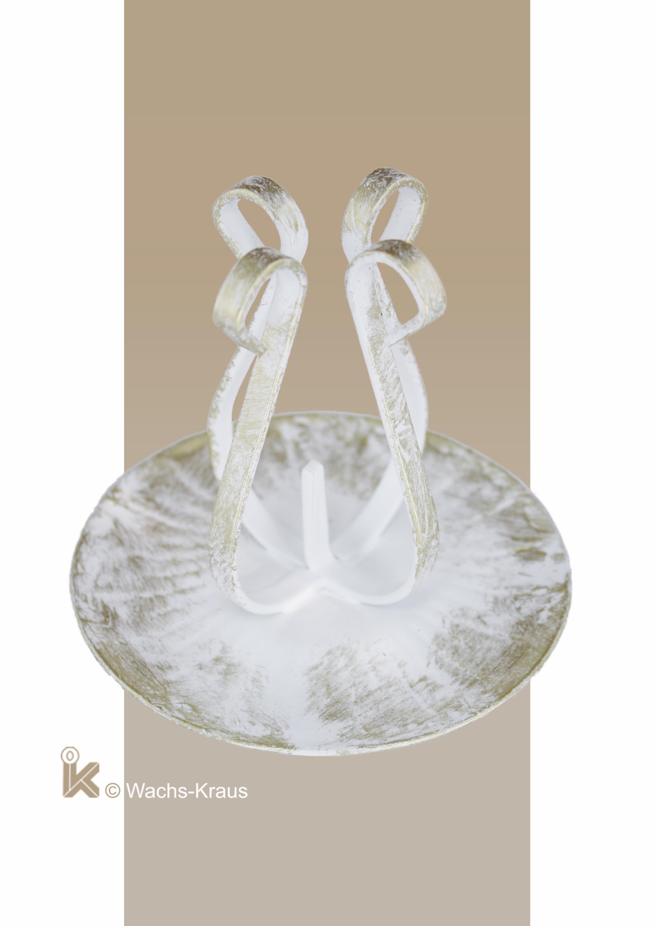 Kerzenständer für Taufkerze Kommunionkerze 40 mm