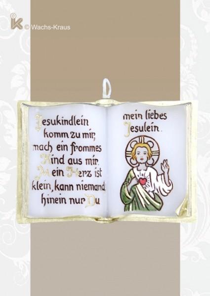 Wachsbuch Jesukindlein